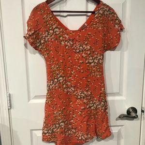 Mini dress small